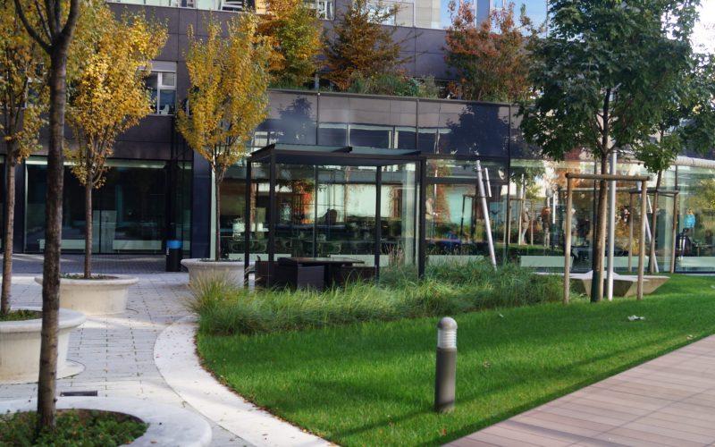 Dachbegrünung Fertiggründach Fertigrasen Gartenmöbel Gründach Eternit Baumashinen Dachgarten Greentop Mostviertel NÖ